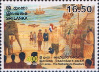 [The 400th Anniversary of Sri Lanka-Netherlands Relations, Typ AHV]