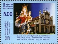 [The 100th Anniversary of The Shrine of Our Lady of Matara, Typ ASA]