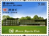 [The 100th Anniversary of Moors Sports Club (2008), Typ AVG]
