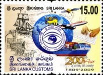 [The 200th Anniversary of Sri Lanka Costums, Typ AWE]