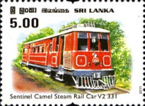 [The 25th Anniversary of Viceroy Special Steam Train, Typ AYZ]