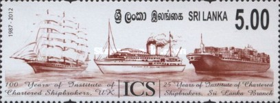 [The 50th Anniversary of the ICS - Institute of Chartered Shipbrokers, Typ BBB]