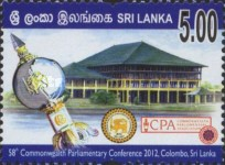 [The 58th Commonwealth Parliamentary Conference, Typ BCD]