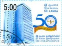 [The 50th Anniversary of the Sri Lanka Insurance Corporation, Typ BCL]