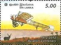 [The 100th Anniversary of Sri Lankan Aviation, Typ BCO]