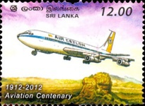 [The 100th Anniversary of Sri Lankan Aviation, Typ BCP]