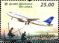 [The 100th Anniversary of Sri Lankan Aviation, Typ BCR]
