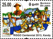 [Scouting - The 100th Anniversary of RISGO, Typ BDK]