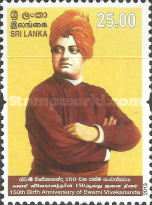 [The 150th Anniversary of the Birth of Swami Vivekananda, 1863-1902, Typ BDT]