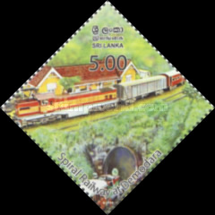 [Civil Engineering Marvels of Sri Lanka - Railways, Typ BEW]