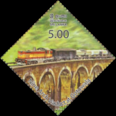 [Civil Engineering Marvels of Sri Lanka - Railways, Typ BEX]