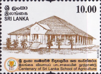 [The 100th Anniversary of the Sri Lanka School of Agriculture, Typ BHT]
