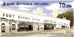 [The 100th Anniversary of Fort Colombo Railway Station, Typ BMD]