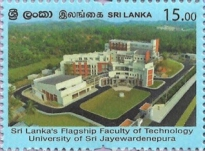 [Sri Lanka's Flagship Faculty of Technology - University of Sri Jayawardenapura, Typ BRK]
