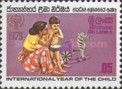 [International Year of the Child, Typ BS]