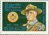 [The 125th Anniversary of the Birth of Lord Baden-Powell, 1857-1941, Typ FA]