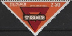 [The 100th Anniversary of Colombo Y.M.C.A., Typ FF]