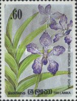 [The 50th Anniversary of Ceylon Orchid Circle, Typ IF]