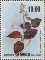 [The 50th Anniversary of Ceylon Orchid Circle, Typ II]