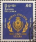 [The 150th Anniversary of Royal College, Colombo, Typ IU]