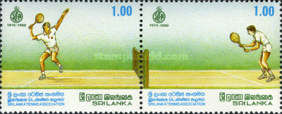 [The 75th Anniversary of Sri Lanka Tennis Association, type RX]