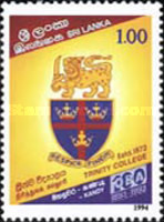 [The 100th Anniversary of Trinity College, Kandy, Old Boys' Association, Typ WI]