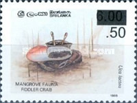 [Previous Issued Stamps Surcharged, Typ XMK2]