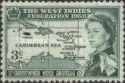 [The West Indies Federation, Typ AD]