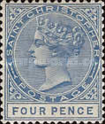 [Queen Victoria - Different Watermark, type A12]