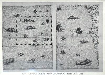 [Maps of the South Atlantic, type ]