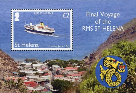 [Ships - Final Voyage of the RMS St. Helena, type ]