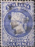 [Queen Victoria - New Colour & New Perforation, type A3]