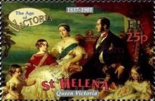 [The 100th Anniversary of the Death of Queen Victoria, 1819-1901, type AAP]