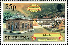 [The 500th Anniversary of the Discovery of St. Helena, type AAU]