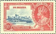[The 25th Anniversary of Government of King George V, type AC]