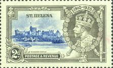 [The 25th Anniversary of Government of King George V, type AC1]