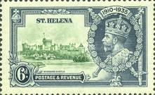 [The 25th Anniversary of Government of King George V, type AC2]