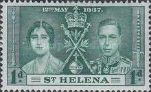[The Coronation of King George VI and Queen Elizabeth, type AD]
