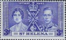 [The Coronation of King George VI and Queen Elizabeth, type AD2]