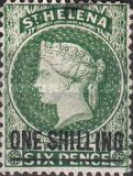 [Queen Victoria - Not Issued Stamps Surcharged, New Perforation, type B22]