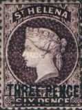 [Queen Victoria - Not Issued Stamps Surcharged. See also No. 13-20, type B9]