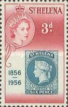 [The 100th Anniversary of Stamps in St. Helena, type BB]