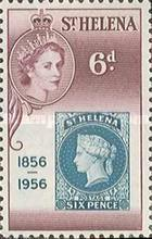 [The 100th Anniversary of Stamps in St. Helena, type BB2]