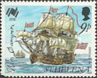 [The 200th Anniversary of the Colonization of Australia - Ships, type NV]