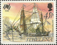[The 200th Anniversary of the Colonization of Australia - Ships, type NX]