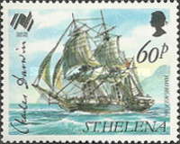 [The 200th Anniversary of the Colonization of Australia - Ships, type NY]