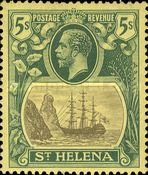 [King George V and Ships, type Q3]