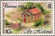 [Christmas - Chapels and Churches, type QB]