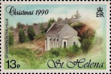 [Christmas - Chapels and Churches, type QC]