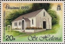 [Christmas - Chapels and Churches, type QD]